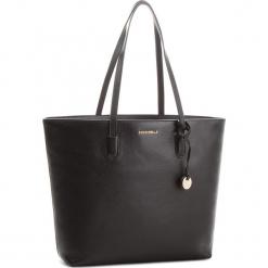 Torebka COCCINELLE - CF8 Clementine Soft E1 CF8 11 03 01 Noir. Czarne torebki klasyczne damskie Coccinelle, ze skóry. W wyprzedaży za 999,00 zł.