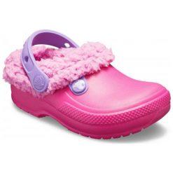 Buciki niemowlęce chłopięce: Crocs Buty Classic Blitzen Iii Clog Candy Pink/Party Pink 24-25 (c8)