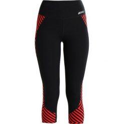 2XU FITNESS HI RISE COMPRESSION Legginsy black. Czarne legginsy 2XU, xl, z elastanu. W wyprzedaży za 377,10 zł.
