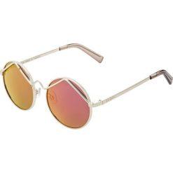 Okulary przeciwsłoneczne damskie: Le Specs WILD CHILD  Okulary przeciwsłoneczne gold