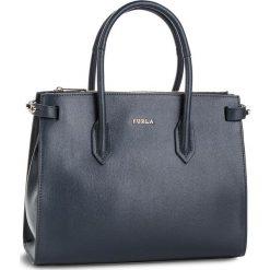 Torebka FURLA - Pin 977678 B BLS1 B30 Ardesia e. Niebieskie torebki klasyczne damskie Furla, ze skóry. Za 1099,00 zł.