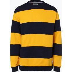 Tommy Jeans - Męska bluza nierozpinana, czarny. Czarne bejsbolówki męskie Tommy Jeans, l, z jeansu. Za 399,95 zł.