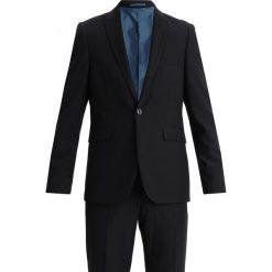 Burton Menswear London SKINNY Garnitur black. Czarne garnitury Burton Menswear London, z materiału. Za 479,00 zł.