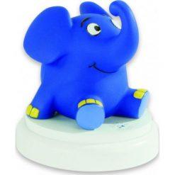 Maskotka-kołysanka Die Maus Elephant. Niebieskie przytulanki i maskotki Ansmann. Za 105,80 zł.