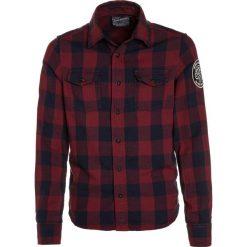 Petrol Industries LONGSLEEVE Koszula scar red. Białe bluzki dziewczęce bawełniane marki Petrol Industries. W wyprzedaży za 167,20 zł.