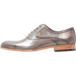 Buty wizytowe męskie: Brett & Sons FLINT Eleganckie buty natur asfalto