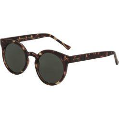 Okulary przeciwsłoneczne damskie aviatory: Komono LULU Okulary przeciwsłoneczne crystal giraffe