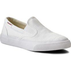 Tenisówki CONVERSE - Ctas Core Slip 651775C White/Natura. Białe trampki chłopięce Converse, z gumy. W wyprzedaży za 149,00 zł.