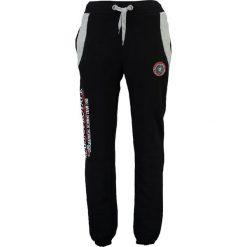 """Spodnie męskie: Spodnie dresowe """"Mirana"""" w kolorze czarnym"""