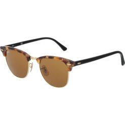 RayBan CLUBMASTER Okulary przeciwsłoneczne brown. Brązowe okulary przeciwsłoneczne damskie clubmaster marki Ray-Ban. Za 589,00 zł.