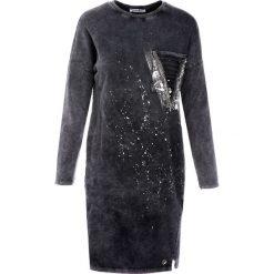 Sukienki hiszpanki: Sukienka - 4-8874 BLACK