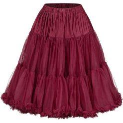 Spódniczki: Banned Lifeforms Petticoat Spódnica bordowy