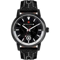 """Zegarki męskie: Zegarek kwarcowy """"Nereus"""" w kolorze czarno-srebrnym"""