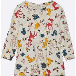 Bluzki dziewczęce bawełniane: Name it - Bluzka dziecięca Geviol 80-110 cm