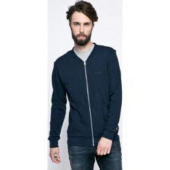 Diesel - Bluza. Szare bluzy męskie rozpinane Diesel, l, z bawełny, bez kaptura. W wyprzedaży za 269,90 zł.