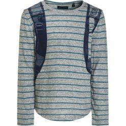 IKKS AVEN TOKYO Bluzka z długim rękawem gris chiné moyen. Szare bluzki dziewczęce bawełniane marki IKKS, z długim rękawem. W wyprzedaży za 146,30 zł.