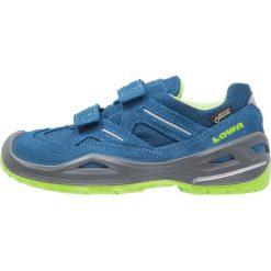 Buty skate męskie: Lowa SIMON II GTX  Obuwie hikingowe blau/limone