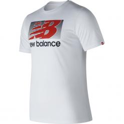 T-shirty męskie: New Balance MT81537WT