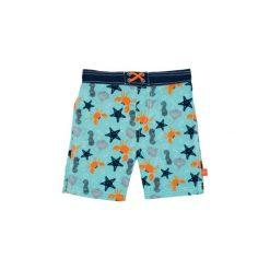 Odzież chłopięca: LÄSSIG Boys Splash & Fun Spodenki kąpielowe green