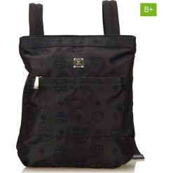 Plecaki damskie: Plecak w kolorze czarnym – 26 x 28 x 6 cm