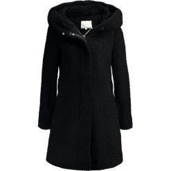Vila VICAMA NEW Płaszcz wełniany /Płaszcz klasyczny black. Czarne płaszcze damskie wełniane marki Vila, xs, klasyczne. W wyprzedaży za 471,20 zł.