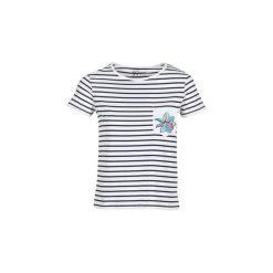 T-shirty z krótkim rękawem Roxy  BAHAMAS COTTAGE. Białe t-shirty damskie Roxy, m. Za 127,20 zł.