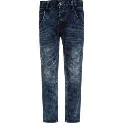 Name it NITTUNE Jeansy Slim Fit dark blue denim. Niebieskie jeansy chłopięce Name it. W wyprzedaży za 135,20 zł.