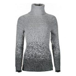 Swetry klasyczne damskie: Desigual Sweter Damski Libra Xs Szary