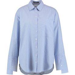 Koszule wiązane damskie: someday. ZALLOA Koszula blue iris