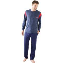 Piżamy męskie: Piżama z długim rękawem