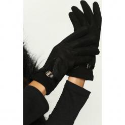 Czarne Rękawiczki Grace. Czarne rękawiczki damskie other. Za 19,99 zł.