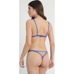 Majtki damskie: La Perla RICAMATO Stringi electric blue