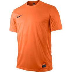 Nike Koszulka Park V Boys pomarańczowa r. S (448254 815). Brązowe t-shirty męskie marki Nike, m. Za 49,00 zł.