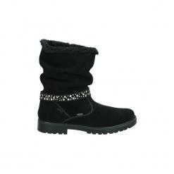 Śniegowce Primigi  23823. Brązowe buty zimowe damskie marki Primigi. Za 417,52 zł.