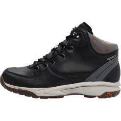 HiTec WILDLIFE LUX Buty trekkingowe black. Czarne buty trekkingowe męskie Hi-tec, z materiału, outdoorowe. Za 439,00 zł.