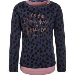 Bluzki dziewczęce bawełniane: Scotch R'Belle STYLE COLD DYED 2IN1 Bluzka z długim rękawem blue