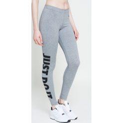 Nike Sportswear - Legginsy. Szare rurki damskie Nike Sportswear, l, z bawełny. W wyprzedaży za 99,90 zł.