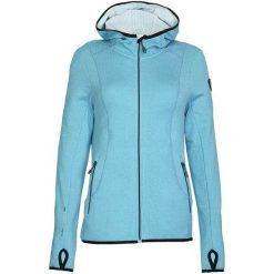 Bluzy rozpinane damskie: KILLTEC Bluza damska Nonna błękitna r. M (31277/801)
