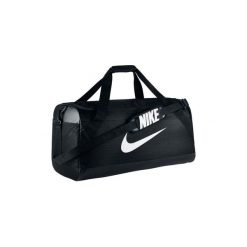 Teczki Nike  BA5333  Brasilia (Large) Training Duffel Bag. Czarne aktówki męskie Nike. Za 199,58 zł.