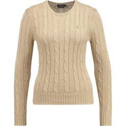 Swetry klasyczne damskie: Polo Ralph Lauren JULIANNA Sweter natural