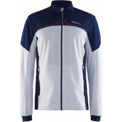 Craft Kurtka Do Narciarstwa Biegowego Intensity Blue White M. Białe kurtki do biegania męskie Craft, m. W wyprzedaży za 359,00 zł.