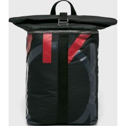 Calvin Klein - Plecak. Czarne plecaki męskie Calvin Klein, z materiału. Za 649,90 zł.