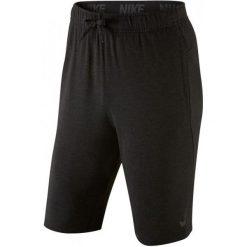 Spodenki sportowe męskie: Nike Spodnie Treningowe Dri Fit Training Fleece 742214 010 M