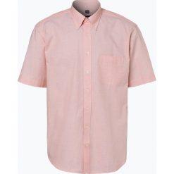 Mc Earl - Koszula męska, pomarańczowy. Brązowe koszule męskie marki FORCLAZ, m, z materiału, z długim rękawem. Za 49,95 zł.