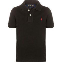Bluzki dziewczęce bawełniane: Polo Ralph Lauren CLASSIC FIT Koszulka polo polo black