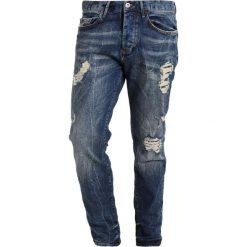 S.Oliver RED LABEL Jeansy Slim Fit blue denim stretch. Czerwone jeansy męskie marki s.Oliver RED LABEL. W wyprzedaży za 239,20 zł.