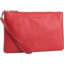 Torebka COCCINELLE - CV1 Envelopes E5 CV1 19 A1 07  Coquelicot R09. Czerwone torebki klasyczne damskie marki Coccinelle, ze skóry, bez dodatków. Za 399,90 zł.