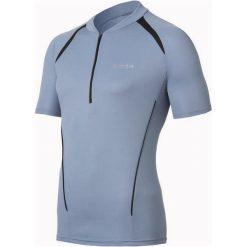 Odlo Koszulka rowerowa Golf Stand-up collar s/s 1/2 fluid błękitna r. XL (410652). Koszulki do golfa męskie Odlo, m. Za 71,91 zł.