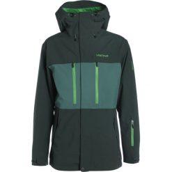 Kurtki narciarskie męskie: Marmot SUGARBUSH Kurtka narciarska dark spruce/mallard green