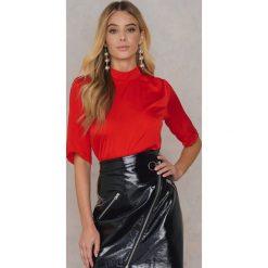 Bluzki asymetryczne: Rut&Circle Bluzka Maria - Red